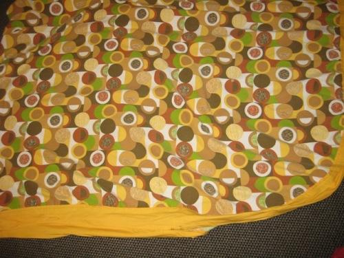 1960s Australian Fabric