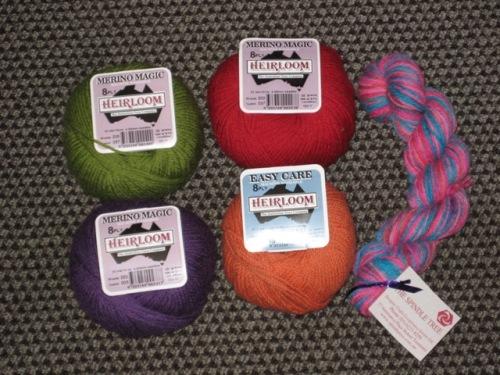 Australian yarn